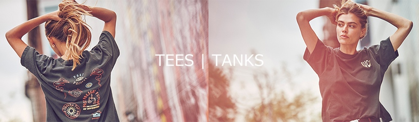 WOMENS/TEES-TANKS