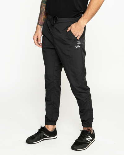 【OUTLET】RVCA SPORT メンズ CONTROL TRACK PANT ナイロンパンツ
